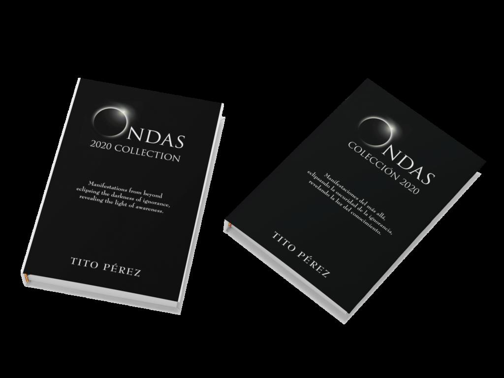 Tito's Ondas Book in English and Spanish